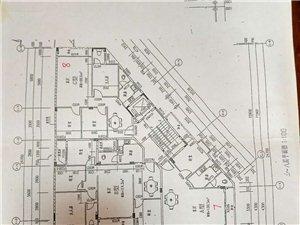眠牛形老班长后面130平米四房中层电梯毛坯售56万