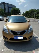 出售自用东风日产骐达(5.5万公里、2013年9月)