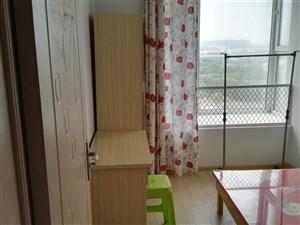 地铁房艾菲国际带阳台可做饭精装空调主卧次卧
