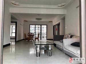 文化广场旁142平精装大3房空房出租