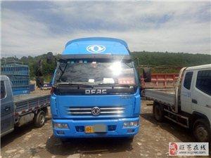 一台2012年5月份上户的东风多利卡汽车出售