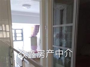 永辉超市楼上、朝北、三室一厅两卫一厨、精装修家电齐