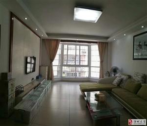 江滨二期,135平,三房两厅两卫,4楼,精装修