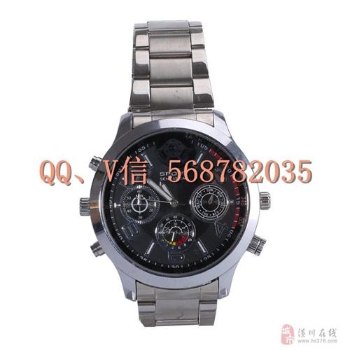全球首款2K超高清画质卡西欧运动摄像手表