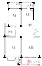 凯阳花园1楼带院子,86平两房,精装满二,130万