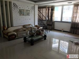新源花园精装复式楼3室2厅1卫2100元/月