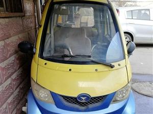 低价转让闲置两年的四轮电动车老年代步车