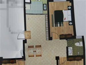 圣和雅居园2楼119平3室2厅1卫58.8万元