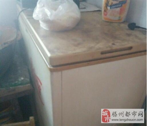 低价处理冰箱一个