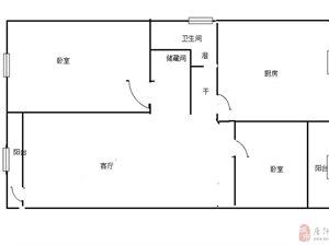 文峰新城2室2厅1卫51万元