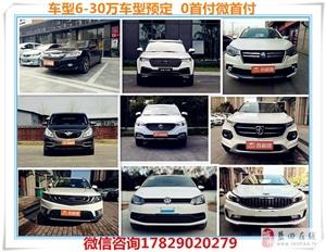 百款车型可选简单手续当天提车首付百分之0-20