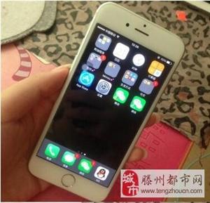 苹果 iPhone6 金色 64G 国行