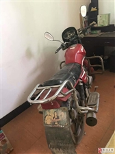 出售一辆摩托车