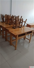 学生桌椅30套出售