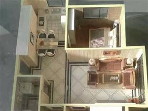 皇家公馆3室2厅1卫31.8万元,小三室边户