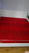 处理全新床垫一个,20cm厚,加粗弹簧的