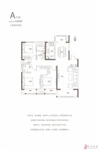 高��粜�D(3室2�d2�l137m2)