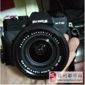 富士单电 微单 xt10. 18-55mm