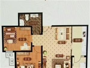 罗马世纪城2室直接走一手房手续朝南户型48.5万