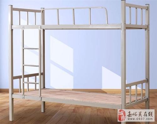 鐵藝雙層高低床低價出售