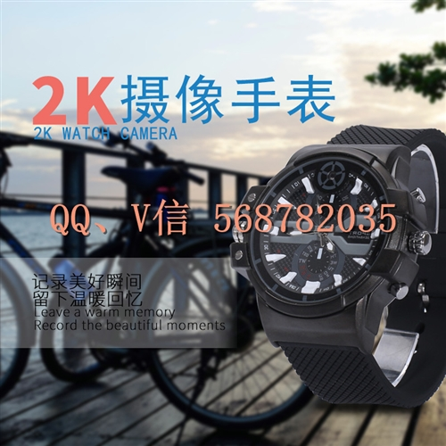 高清低照度2K超高清画质卡西欧运动摄像手表