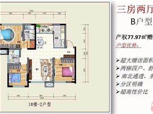天府眉山高端品质住宅3室1厅1卫50万元