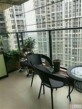 港晟豪庭177平米毛坯四房低层电梯毛坯售105万