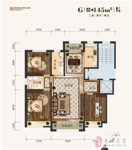 G-建筑面积145�O