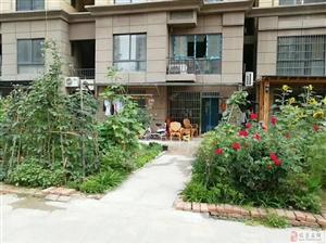 一楼带有42平的院子