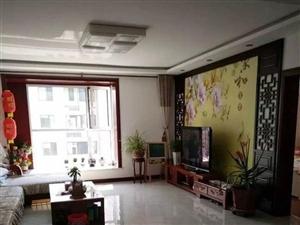 大港海明园10楼通厅落地窗跨厅三室141平采光好