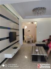 拿铁城电梯公寓12楼78平2套1精装家具家电60万