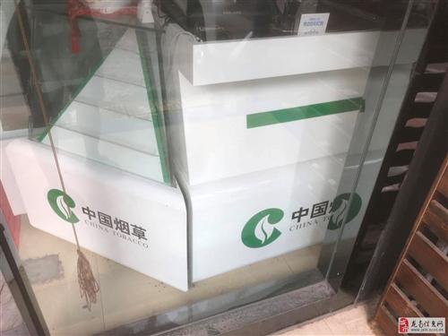 中国烟草专用烟柜(白色烤漆)转让