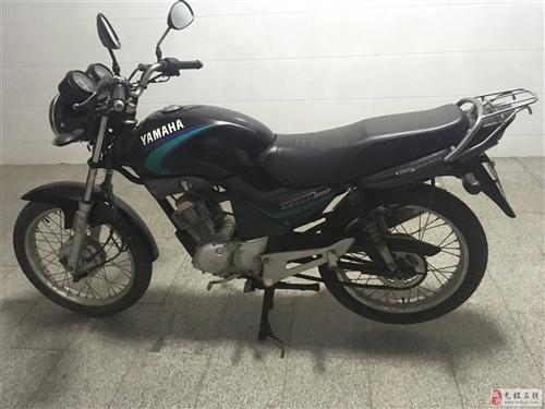 出售雅马哈125摩托车一辆