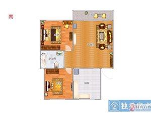 山水龙城2室2厅1卫39万元