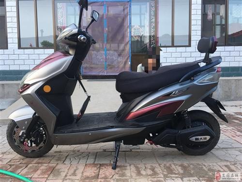 九五成新的新大洲電動摩托車