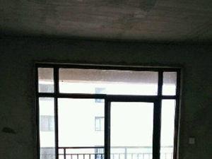 都市华庭全新毛坯房出售,学校就在家门口