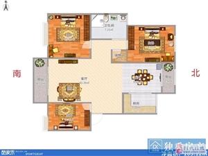 新东方世纪城3室2厅1卫66万元铂金楼层