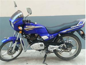 进口发动机钻豹摩托车出售