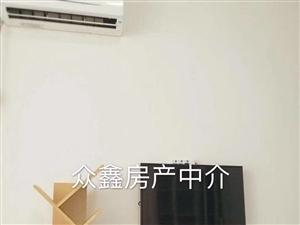 永辉豪步斯卡,高层朝东,精装修,家具家电齐全