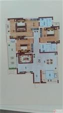 橄榄城3室2厅2卫68万元