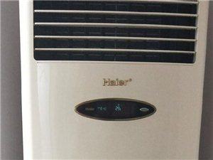 海尔立柜空调3P