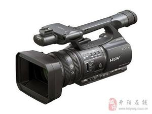 出售9成新HDR索尼摄像机性能完好送机架、电池2块