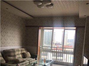 中央欣城电梯9楼2套1精装修家具家电齐全1500元