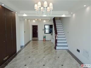 楼中楼精装跃层,新房没住过,小区位置好环境好