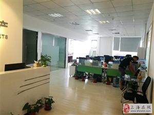 张江开文园区新出417平精装修带家具