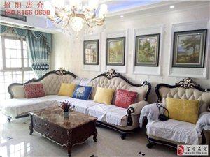 急售西城国际全新豪华装修房主精心设计家具家电齐全