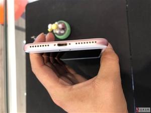 iPhone7plus玫瑰金32g出售