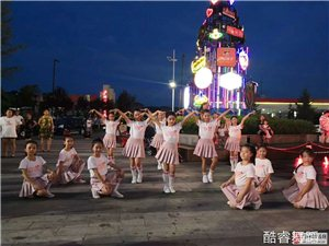 廣漢酷睿舞蹈 秋季班招生中 少幼兒舞蹈