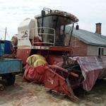 专业保养各种型号大豆收割机,专治各种疑难杂症