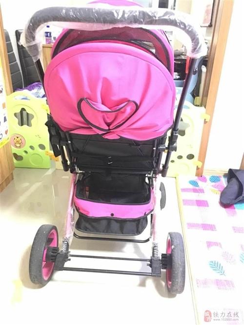 低价转让 二手自家用的婴儿车